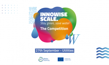 InnoWise Scale Competition on Water Scarcity: Utilities' case study