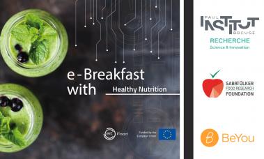 e-Breakfast with Institut Paul Bocuse, Sabri Ulker Foundation & BeYou