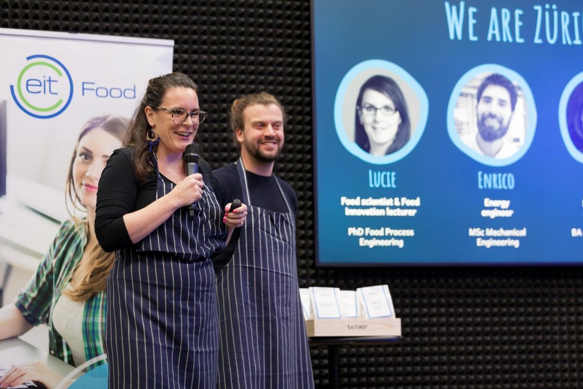 Female agrifood tech entrepreneurs