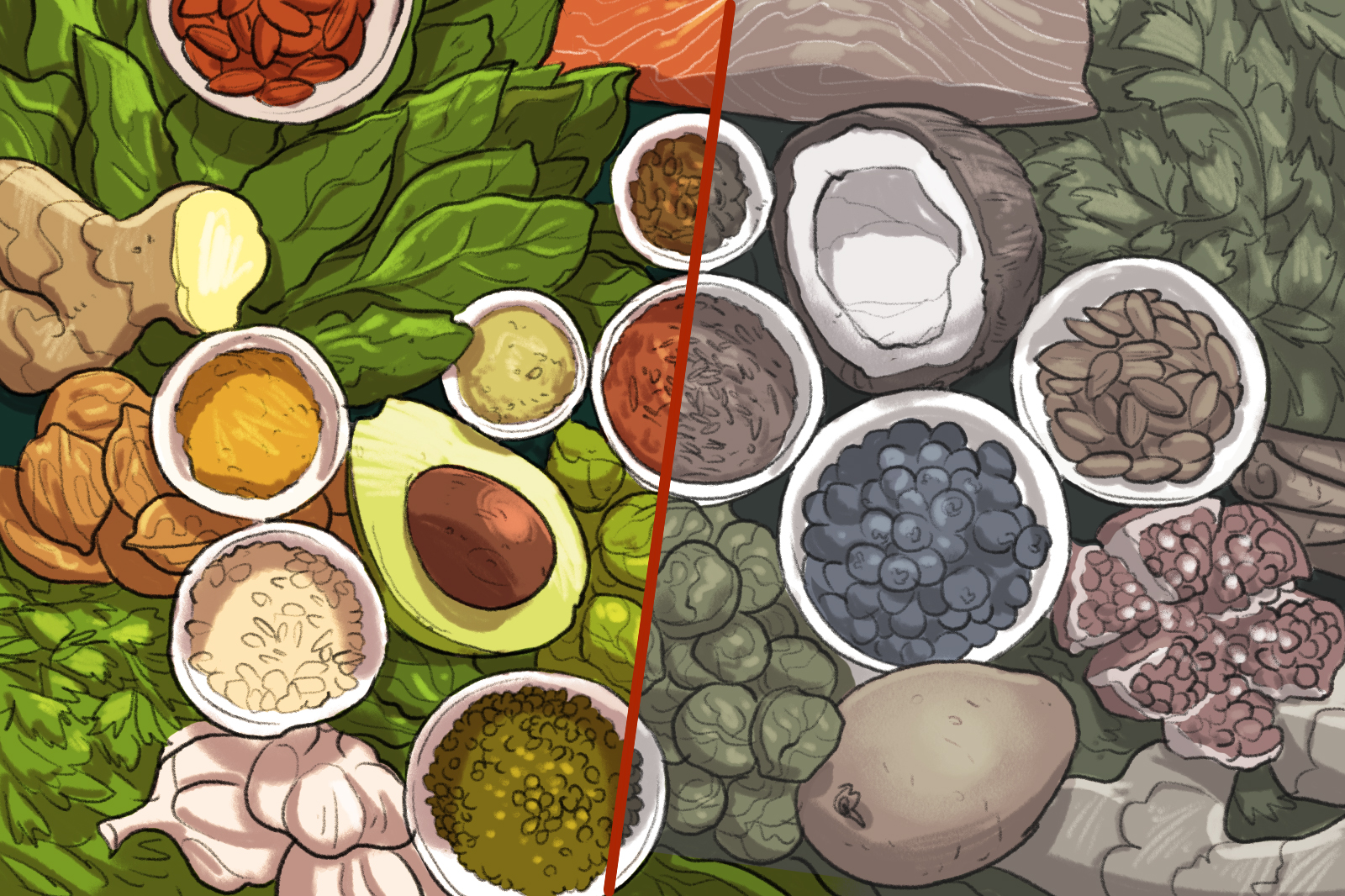 Superfoods: Myths and Truths