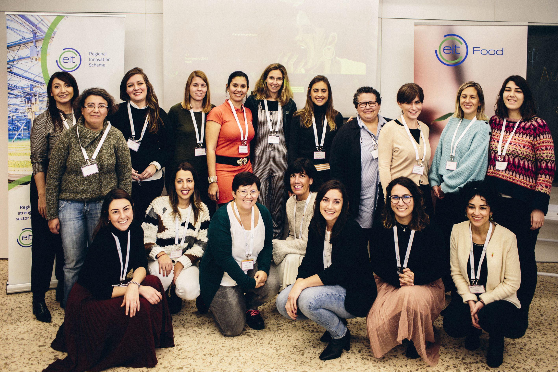 """EIT Food organises the first """"Hungry Shepreneurs"""" workshop for women entrepreneurs"""