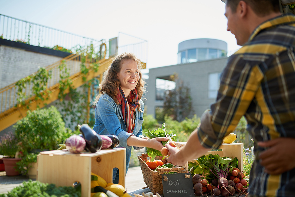 Be inspired! Consumers can help to transform our agrifood sectors