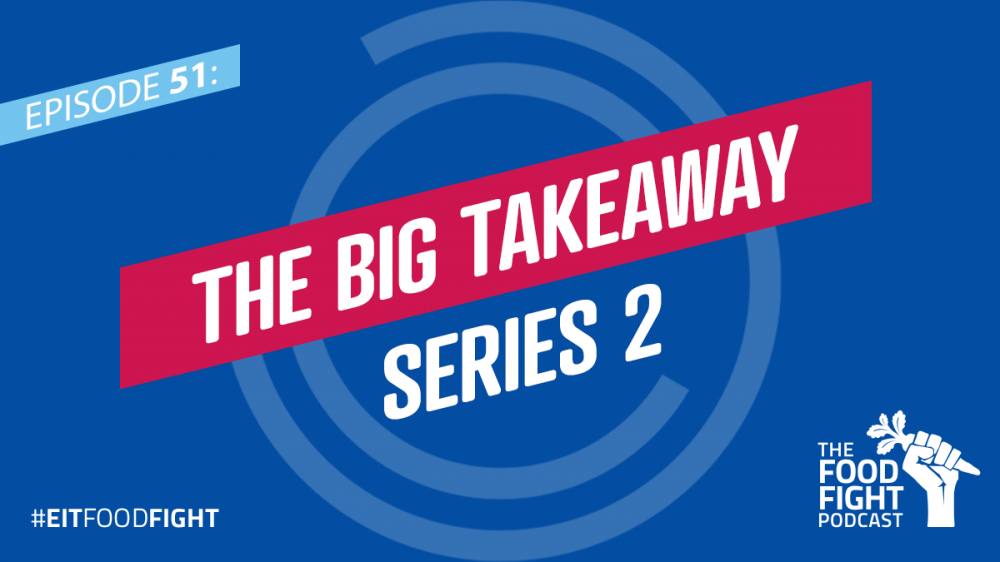 The Big Takeaway Series 2