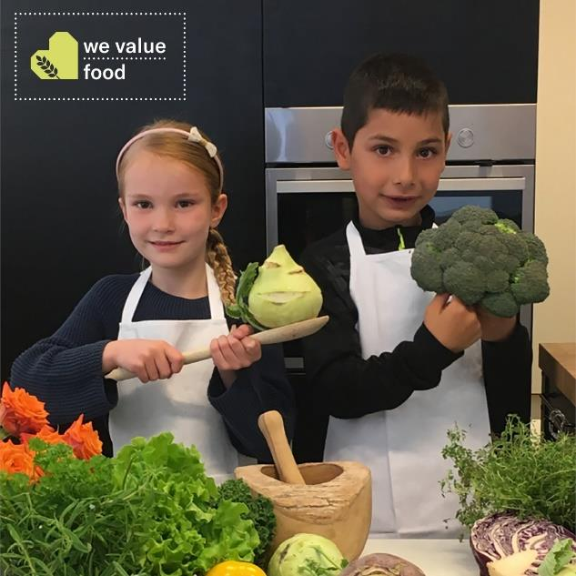 Engaging the next generation of European consumers | The WeValueFood project