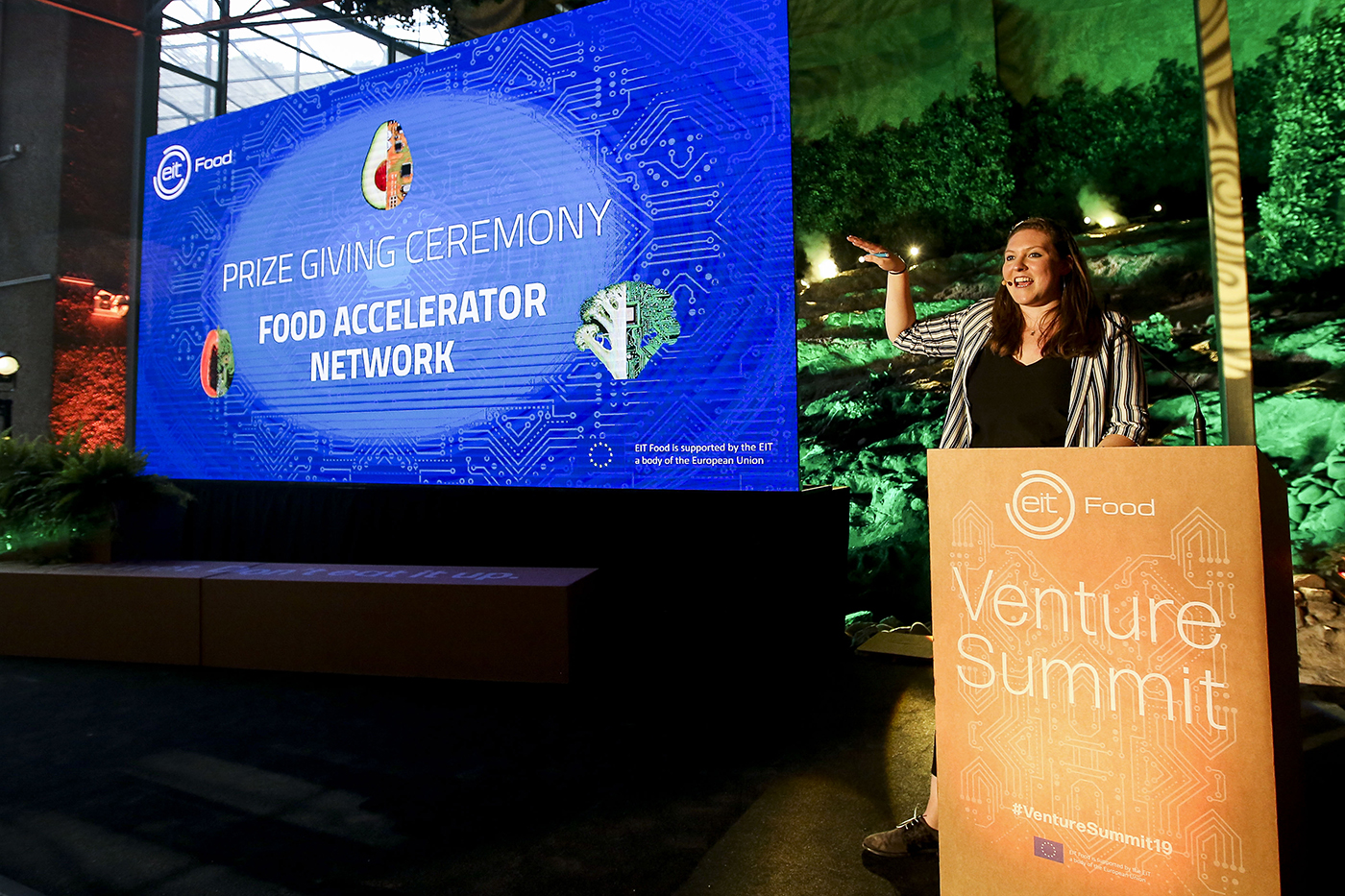 EIT Food Accelerator Network announces its third cohort of disruptive agrifood startups
