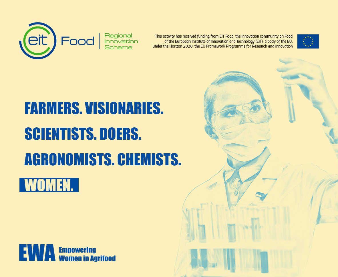 Applications open for EWA - Empowering Women in Agrifood