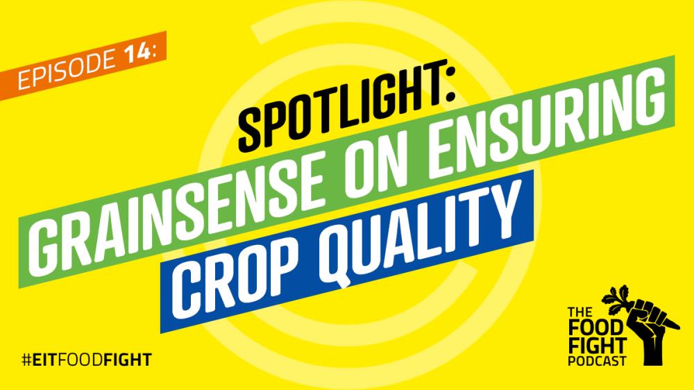 Spotlight: GrainSense on ensuring crop quality
