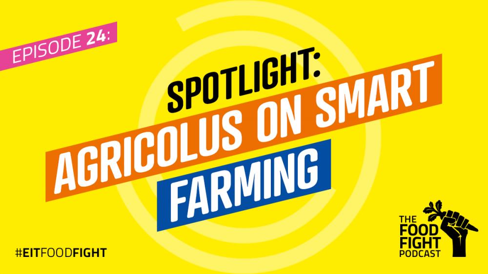 Spotlight: Agricolus on smart farming