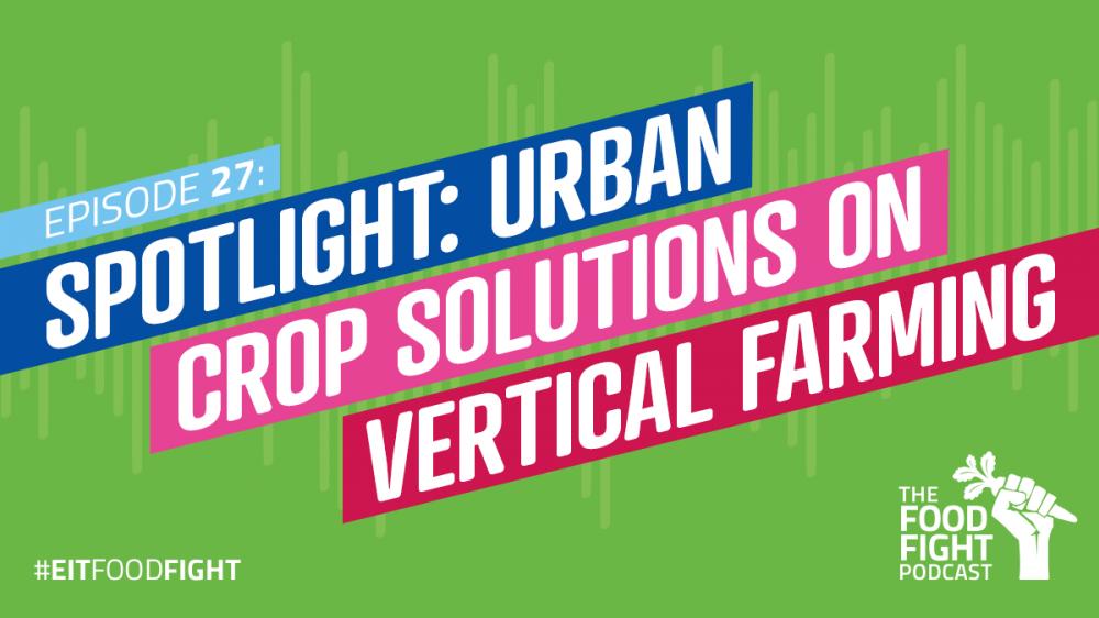 Spotlight: Urban Crop Solutions on vertical farming