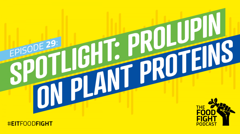 Spotlight: Prolupin on plant proteins