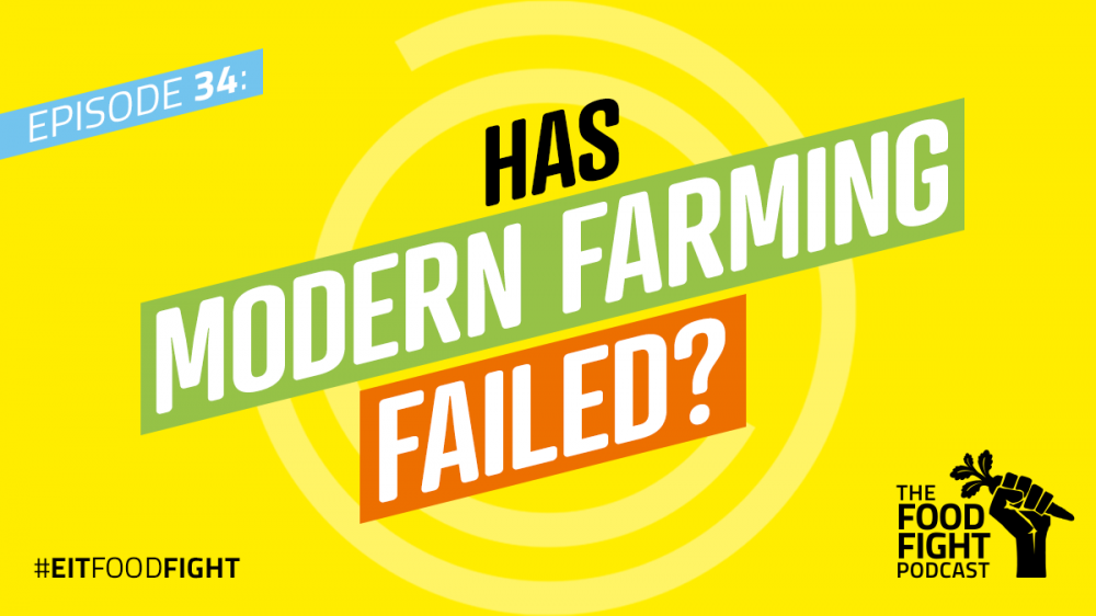 Has modern farming failed?