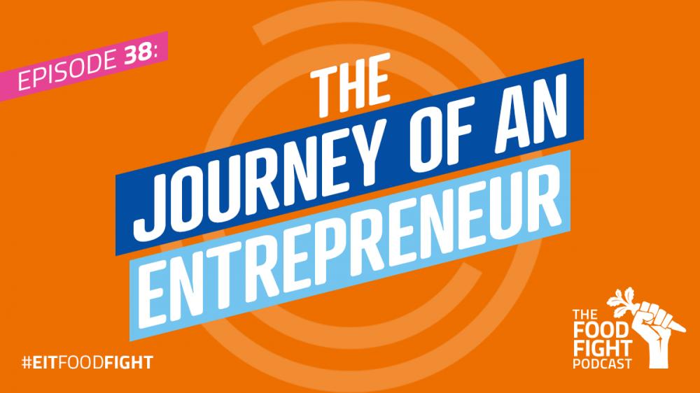 The journey of an entrepreneur