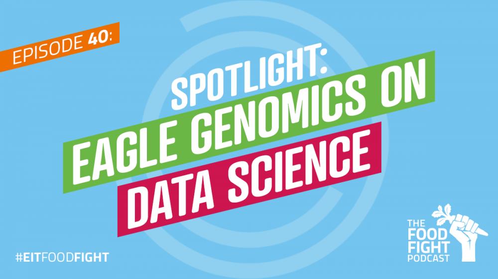 Spotlight: Eagle Genomics on data science