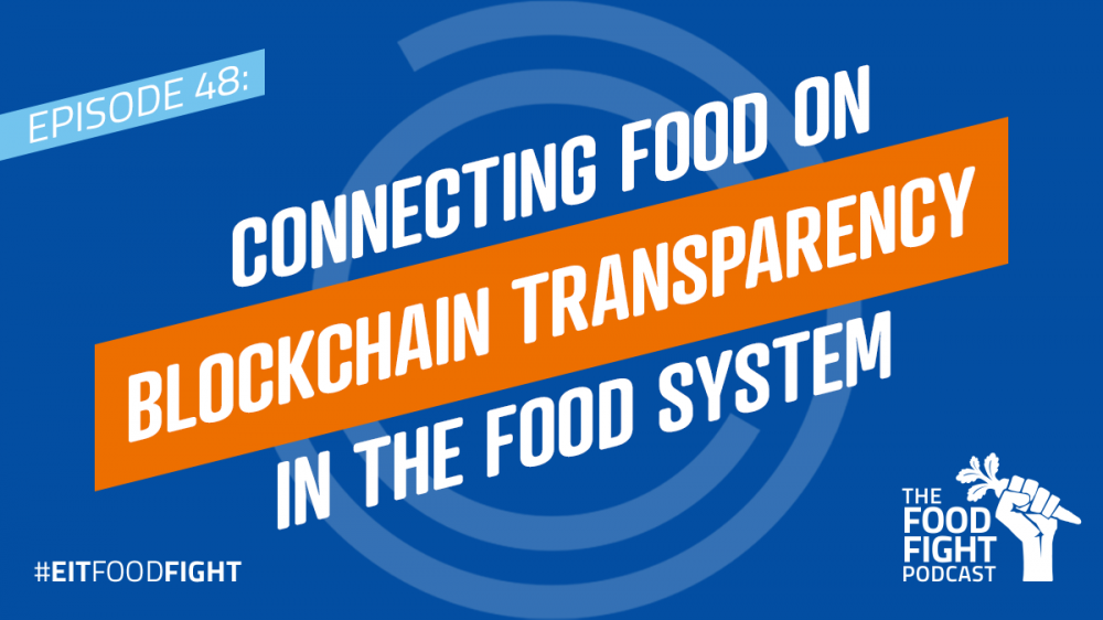 Connecting Food on blockchain transparency in the food system