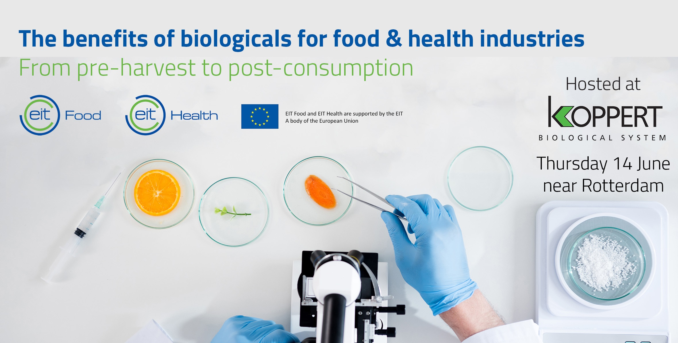 Cross-KIC EIT Food & Health