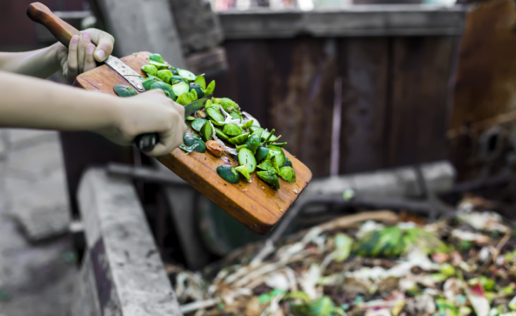 How can food waste be reduced?