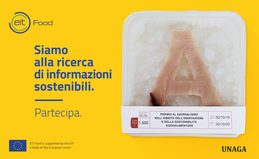 Two winners on the first edition of the Italian Journalism Award on Food Innovation and Sustainability