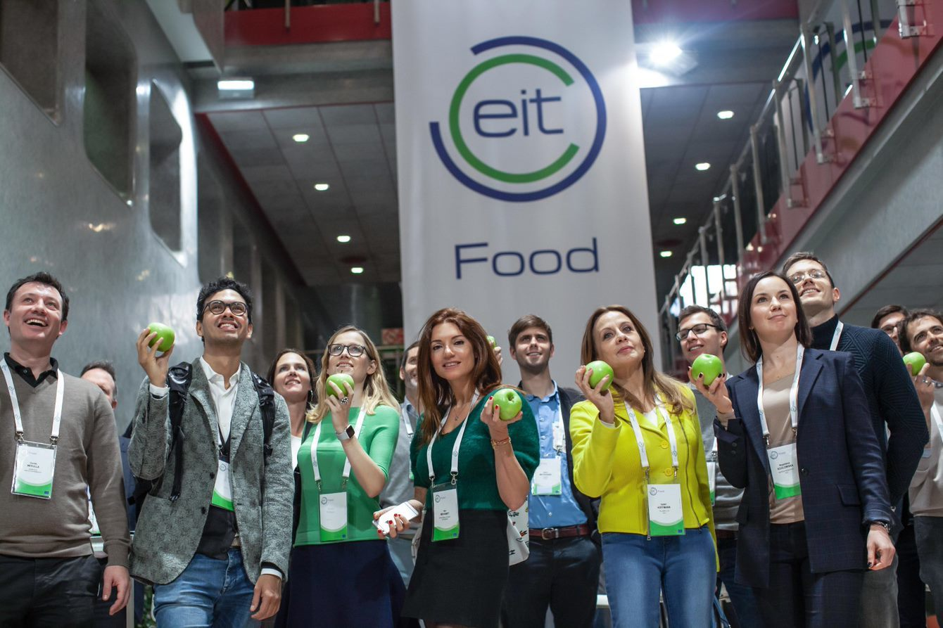 EIT Food selects 14 mature agrifood startups to drive disruption of the food system