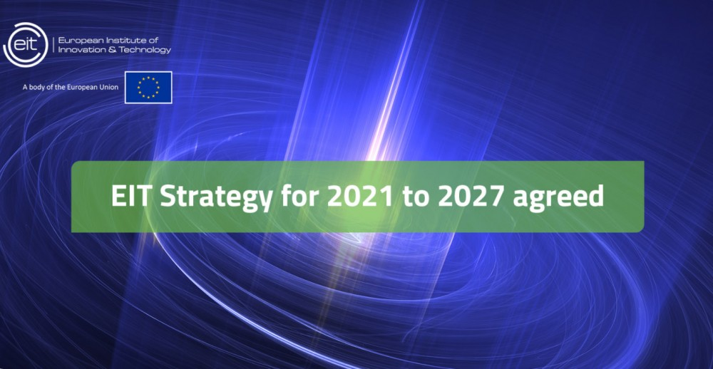 EIT Strategy 2021-2027 agreed