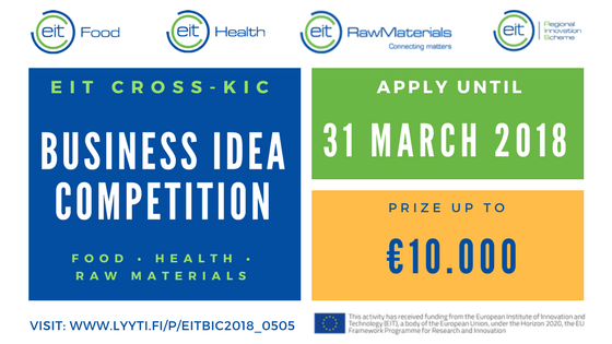 Business Idea Competition 2018