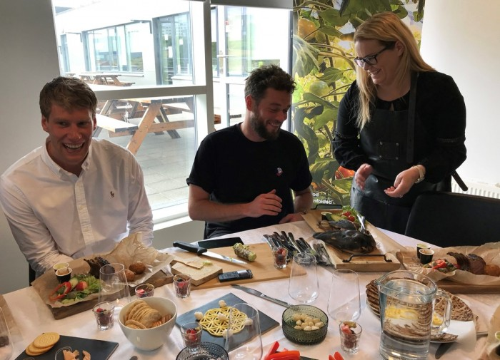 Chef On Tour: Iceland's Innovators committed to a Sustainable Food Sector