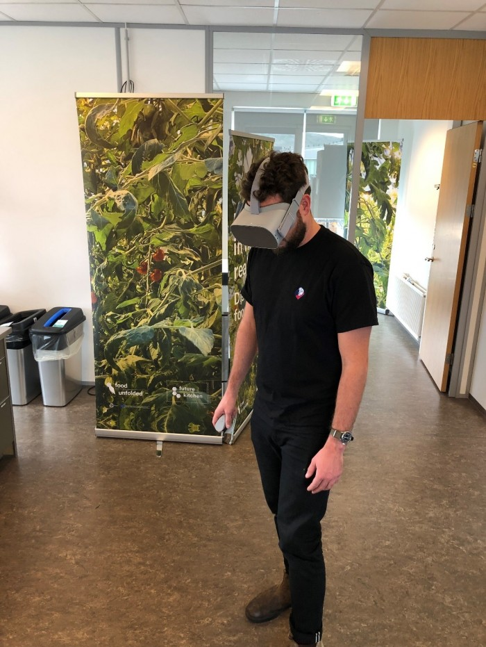 Getting my head around (literally) virtual reality headsets