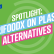 Spotlight: AgriFoodX on plastic alternatives
