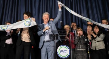Transatlantic bridge for European innovation: EIT Community opens its first Hub in Silicon Valley