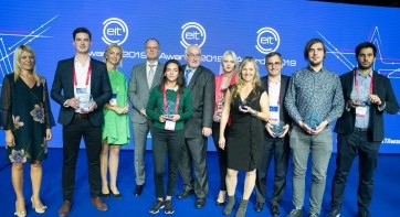 Celebrating the Food Changemakers of tomorrow at the INNOVEIT EIT Awards