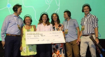 EIT Food organises a startup competition at the FoodTechIL in Tel Aviv-Yafo