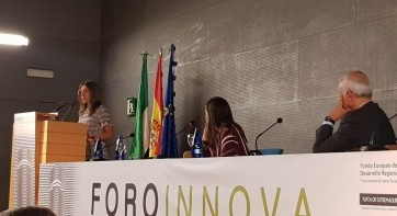 CLC South participates in a debate on healthy food at Foro Innova 2019