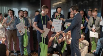 Meet the winners of the RIS Innovation Prizes competition