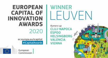 Leuven is European Capital of Innovation 2020