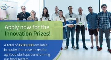 Applications open for Innovation Prizes competition!