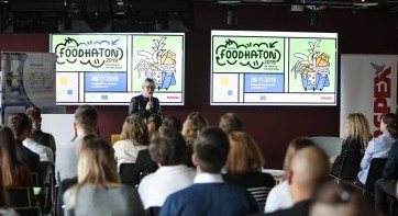 Warsaw Foodhaton 2019 – Let's beat up the food waste!