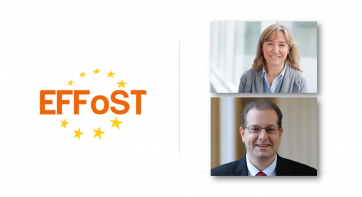 Begoña Pérez-Villarreal & Prof. Dr. Jochen Weiss @ EFFoST