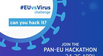"""EU United Against the Virus"" Hackathon"