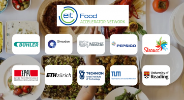 Applications now open for EIT Food Accelerator Network 2018!
