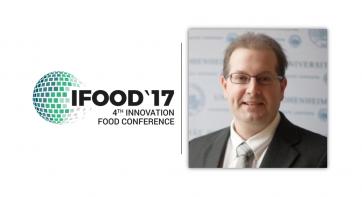 Prof. Dr. Jochen Weiss @ IFOOD'17