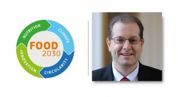 Prof. Dr. Jochen Weiss @ Food 2030