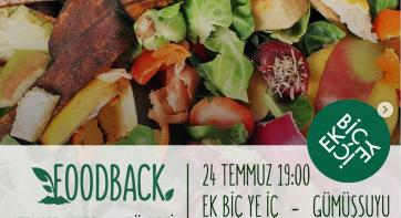 Foodback: Waste-free Kitchen Workshop in Istanbul