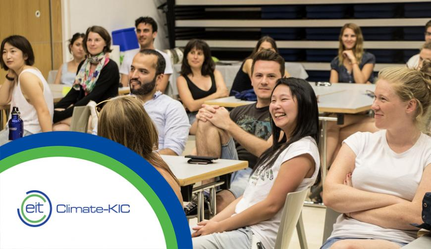 Climate-KIC course: How to increase efficiently the role of short food supply chains?