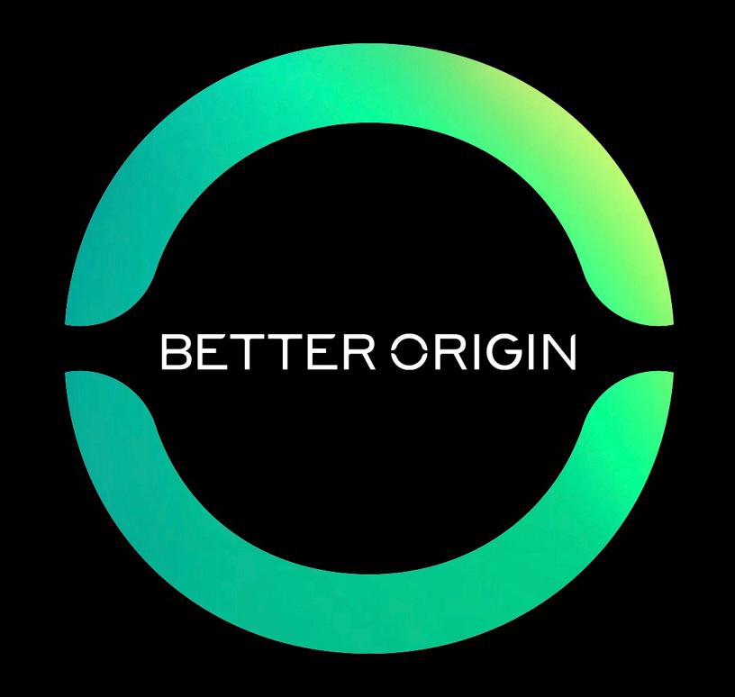 Better Origin