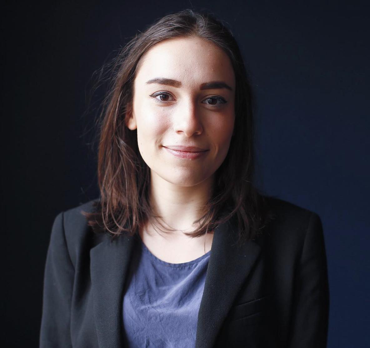 Sasha CohenIoannides
