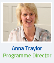 Anna Traylor Programme Director