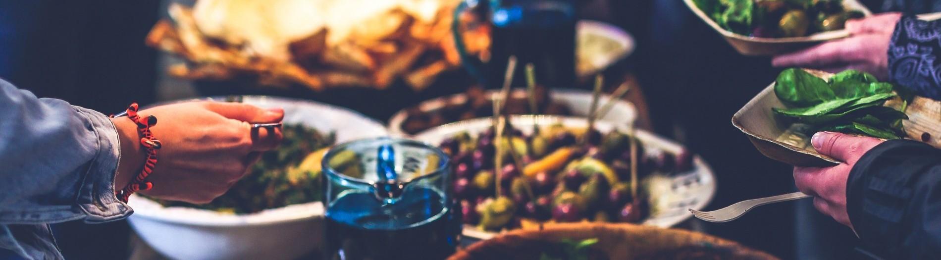 EATrends & food fashion week