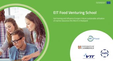 EIT Food Venturing School